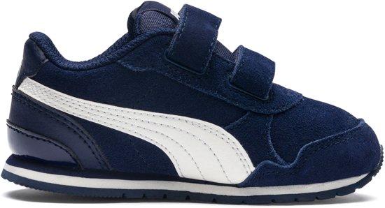 Puma St Runner V2 sneaker - Jongens - Maat: 19 - blauw
