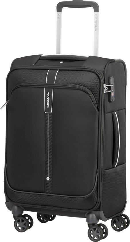 Samsonite Reiskoffer - Popsoda Spinner 55/20 (Handbagage) Black
