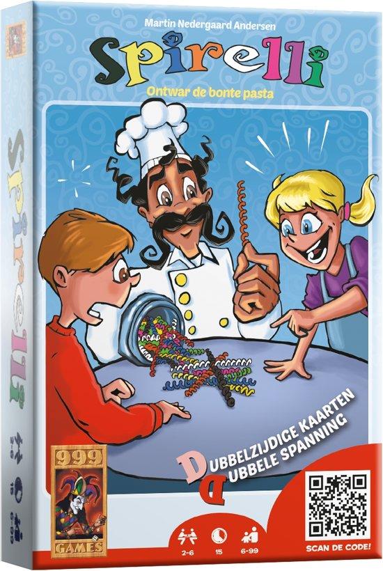 Afbeelding van het spel Spirelli - Kaartspel