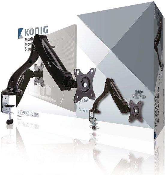 """Monitor Beugel Draai- en Kantelbaar 10 - 32 """" 6 kg"""