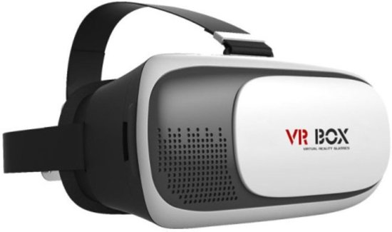 VR BOX Virtual Reality Bril - 4.7 tot 6 inch smartphones