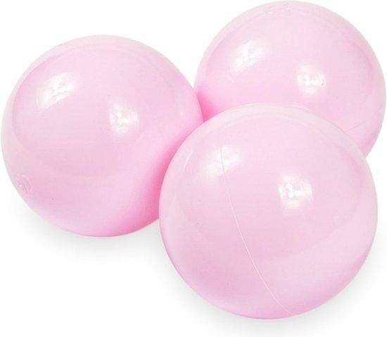 Ballenbak ballen licht roze (70mm) voor ballenbak 300 stuks