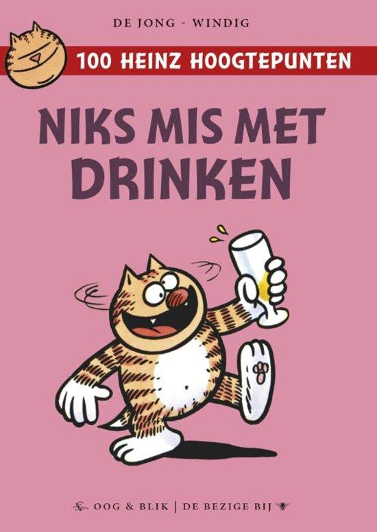 Afbeelding van Niks mis met drinken