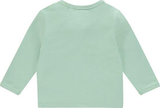 Noppies Gift Set(3delig) Unisex Vest Tweezijdig, Broekje en shirt Mint- Maat 62