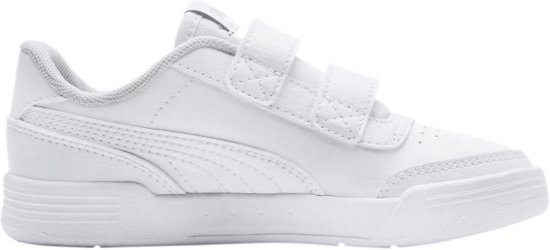 | Puma Caracal V Inf wit sneakers baby's (37053102)