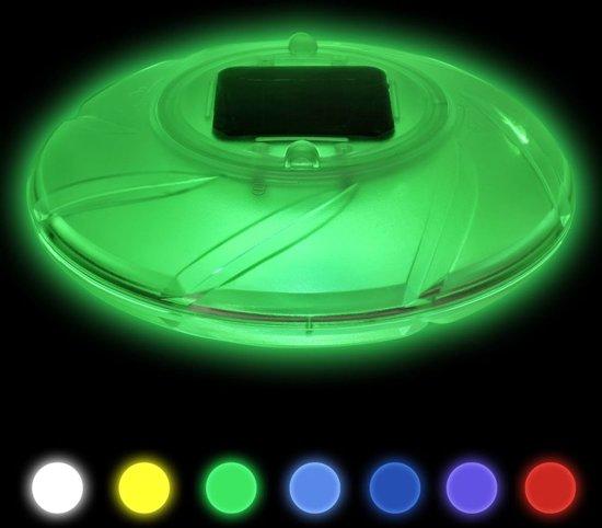 Bestway drijvende solar lamp 58111