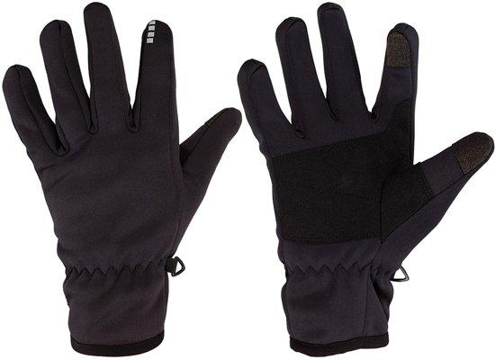 Avento Sporthandschoenen met Touchscreen Tip - Soft Shell - Zwart - L/XL