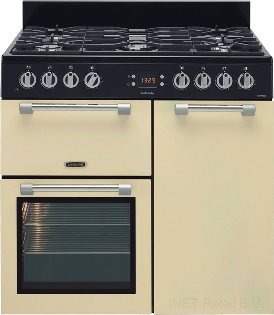 Leisure CK90F322 C Gemengd Fornuis Cookmaster