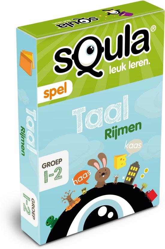 Afbeelding van het spel Squla Taal - Kaartspel