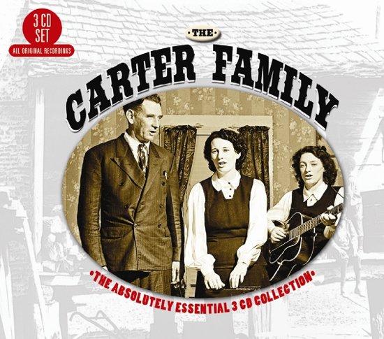 CD cover van Absolutely Essential 3.. van Carter Family