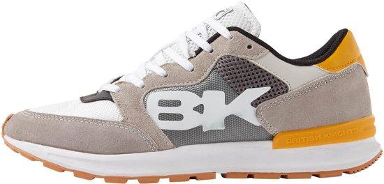 Licht British Sneakers Knights 41 Heren Maat Impact Laag Grijs wqXFOvq