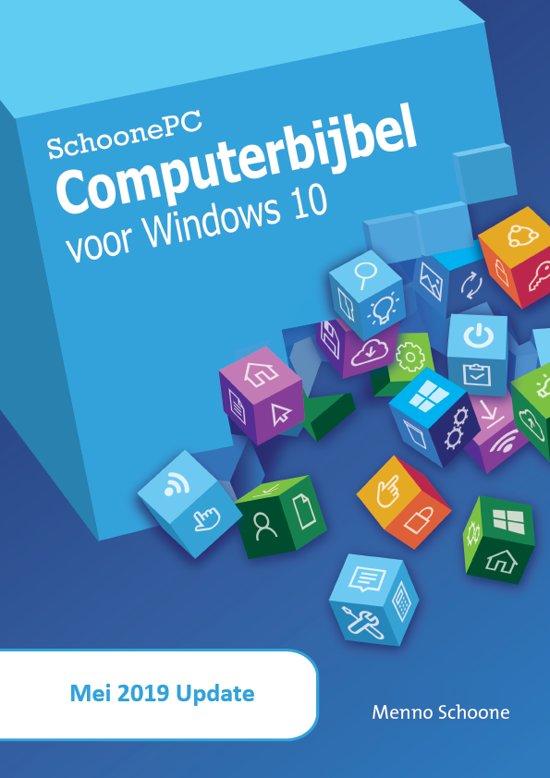 Computerbijbel voor Windows 10 (Mei 2019 Update)