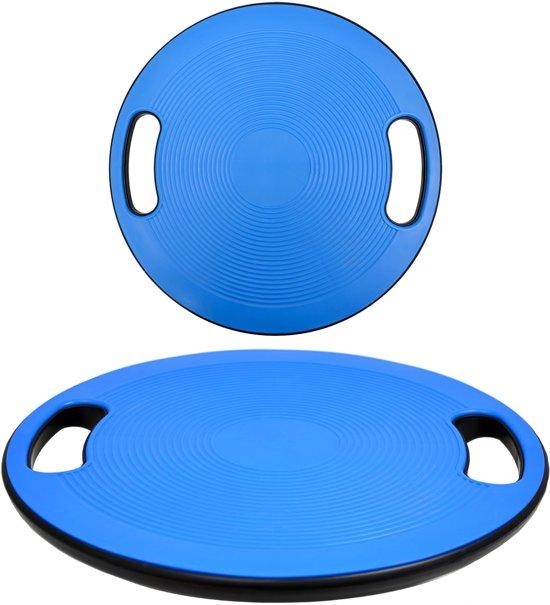 Balansbord 40cm Therapie Spinnen Top Fysiotherapie Balans Treedkamer Blauw
