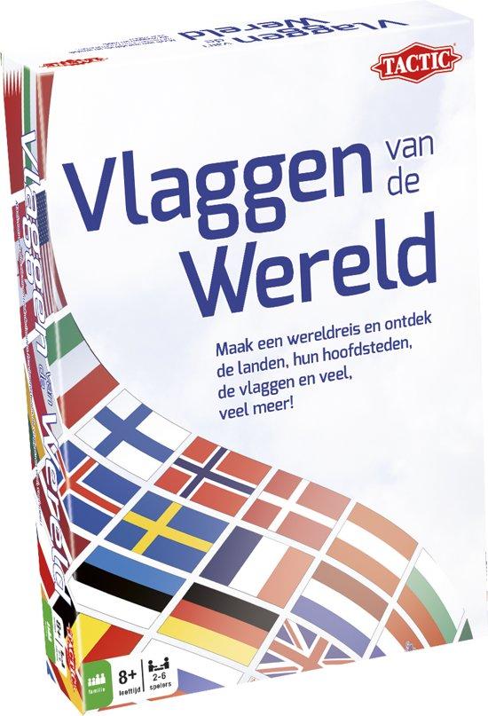 Afbeelding van het spel Vlaggen van de wereld - Educatief spel