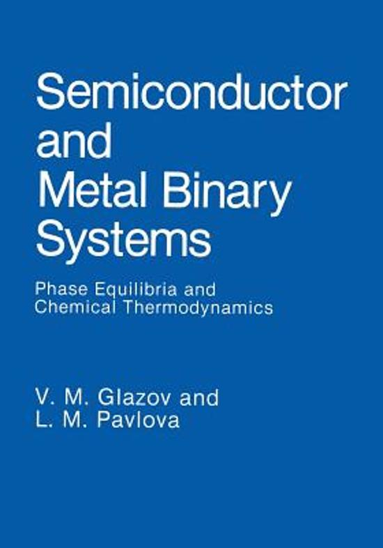 Semiconductor and Metal Binary Systems