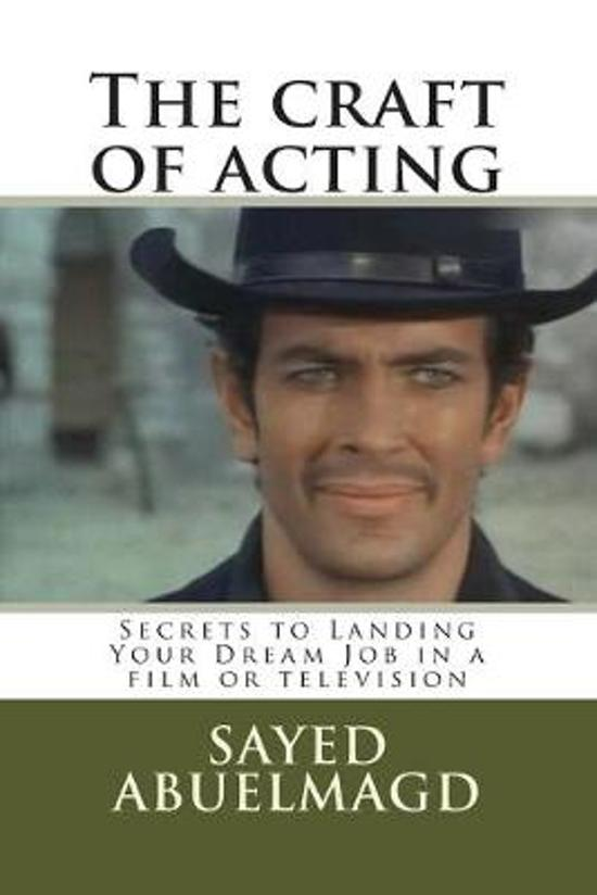 The Craft of Acting