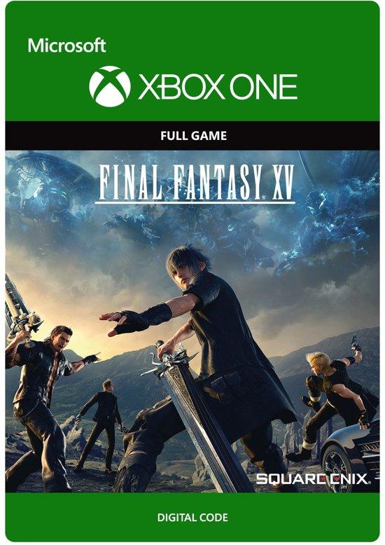 Final Fantasy XV - Xbox One kopen