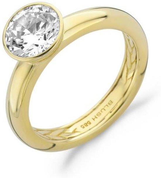 Blush - Gouden Ring 1035YZI/58