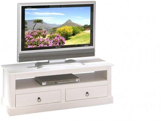 Onwijs bol.com | Interlink SAS Provence - Tv-meubel - White wash UF-34
