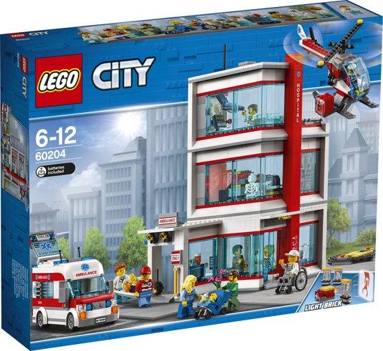 LEGO City Ziekenhuis - 60204