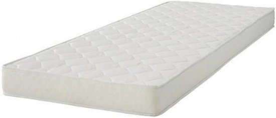 Tweepersoons Matras Comfortschuim 14cm dik met afritsbare hoes 140X200 - Goedkoop 2persoons matras