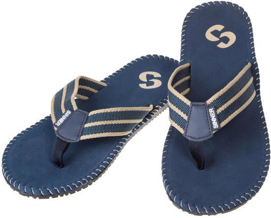Sinner Besar Heren Slippers - Donker blauw - 43
