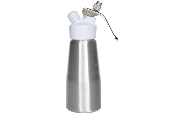 Cosy&Trendy Espuma- en Slagroomspuit aluminium 0L35