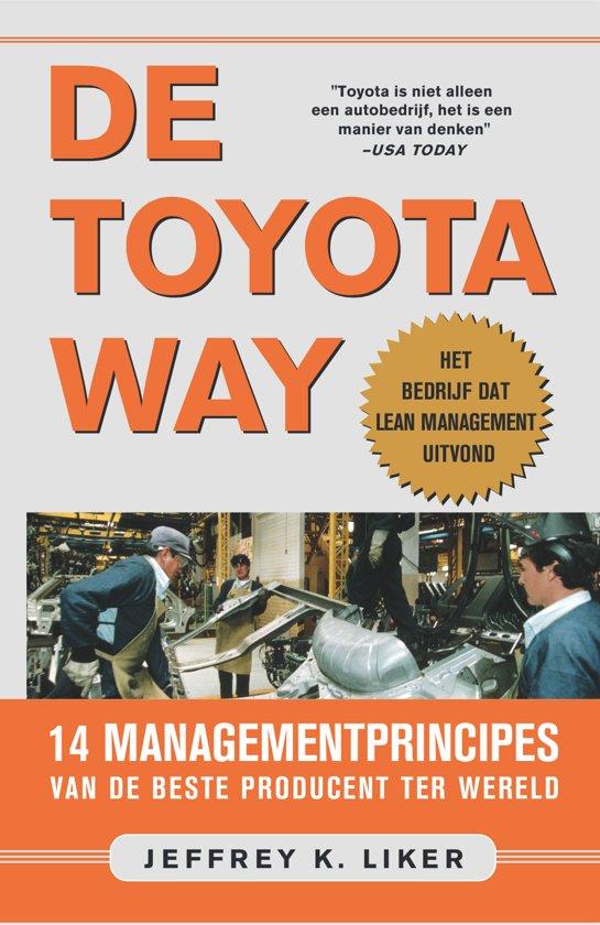 De Toyota Way