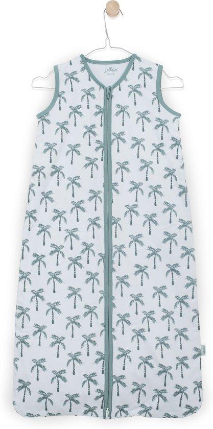 Jollein Palmtree Slaapzak zomer 90cm jersey