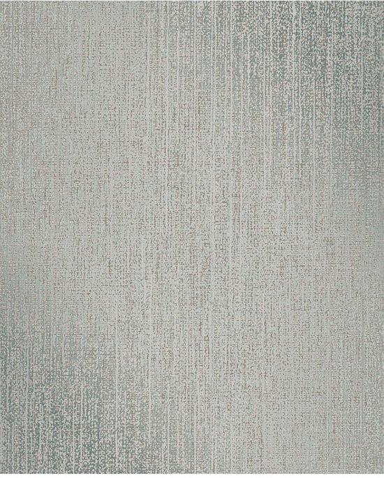 New bol.com   Essence Weave Texture grijs/groen behang (vliesbehang &VN09