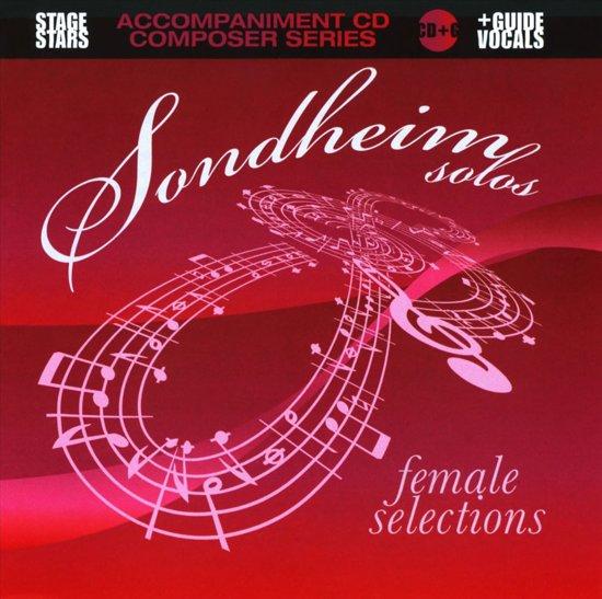 Karaoke: Sondheim Solos – Female Selections