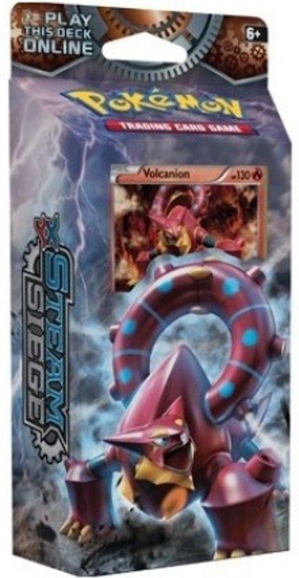 Afbeelding van het spel Pokemon kaarten thema deck XY11 Steam Siege