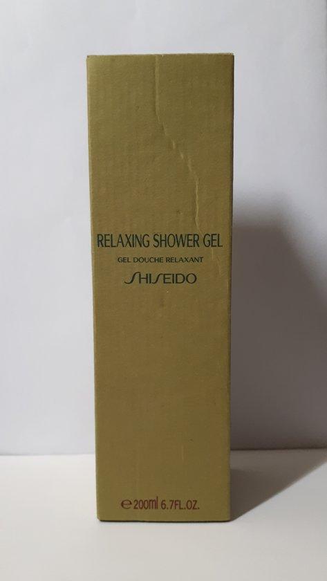 RELAXING SHOWER GEL, Shiseido, 200 ml