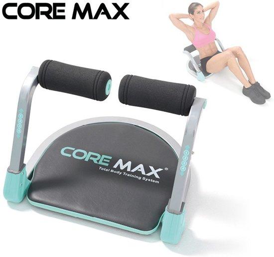 Core Max Fitnessapparaat - Buikspiertrainer