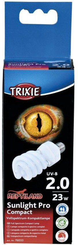 Trixie Sunlight Pro Compact 2.0 UV Lamp
