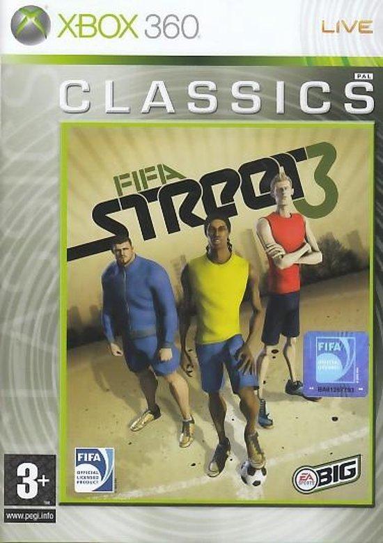 FIFA Street 3 - Classics Edition
