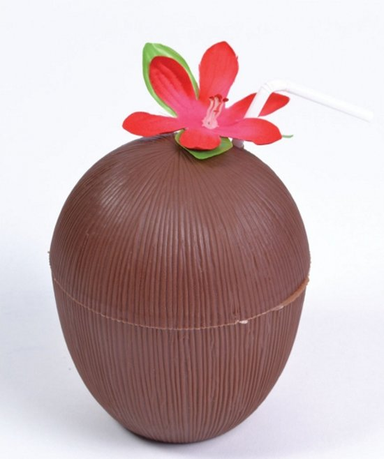 Kokosnoot beker
