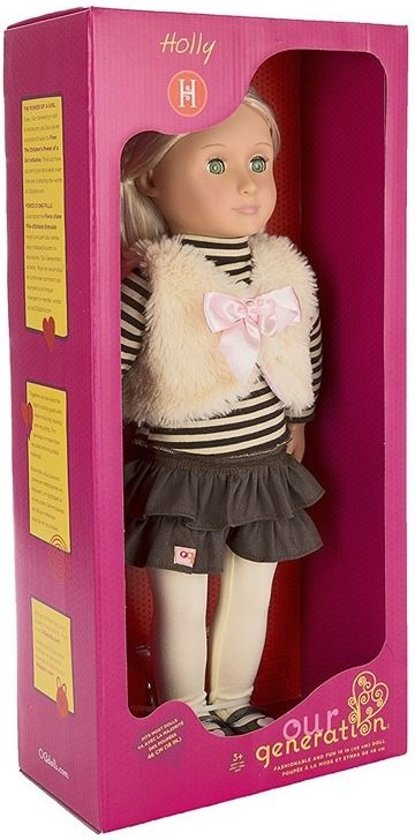 Our Generation Pop Holly - 46 cm