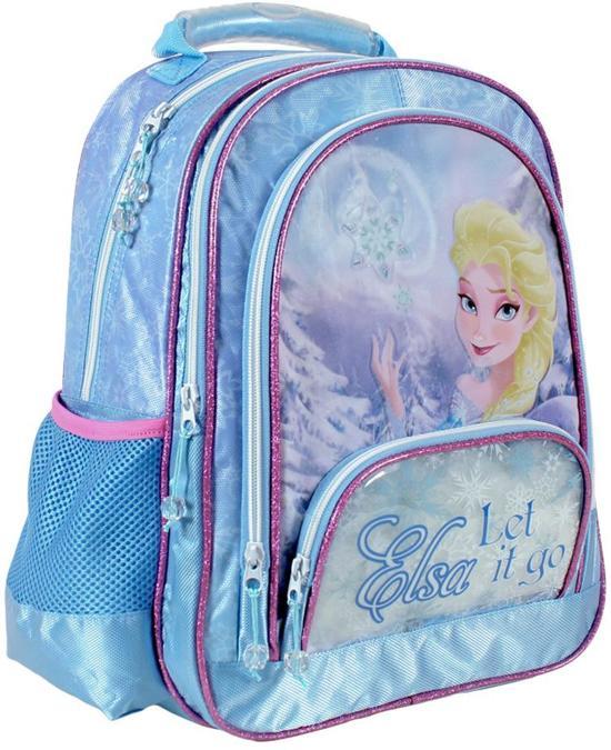 3ca3c8e1afb bol.com | Disney Frozen Elsa Let It Go Junior Rugzak