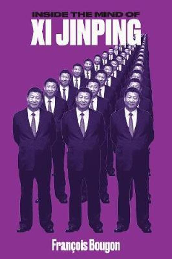 Boek cover Inside the Mind of Xi Jinping van Francois Bougon (Paperback)