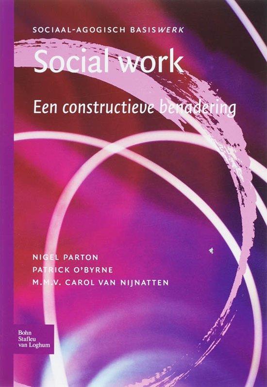 Bolcom Sociaal Agogisch Basiswerk Social Work 9789031347308