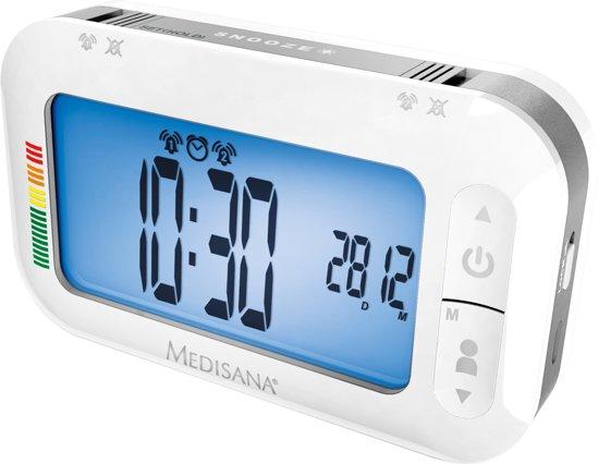 Medisana BU575 Connect - Bovenarm Bloeddrukmeter met Reiswekker