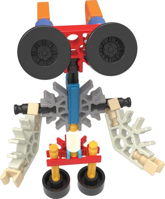 K'nex Robot - schoencadeautjes tot 5 euro