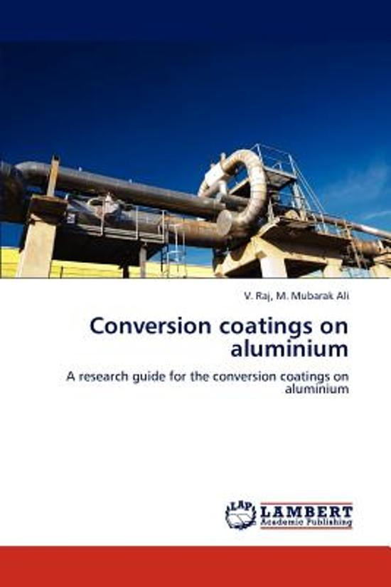 Conversion Coatings on Aluminium