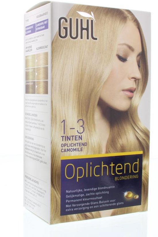 Guhl Blondering Oplichtend - Haarverf