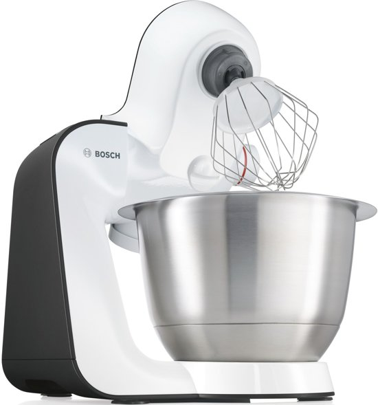 Bosch MUM54A00 Keukenmachine - MUM5 StartLine - Wit zwart