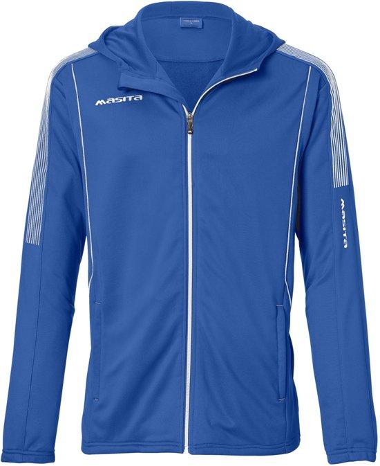 Kobalt Blauw JackSweaters M Masita Senior Barca FTl1cKJ