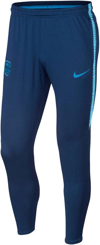 a04acea5a71 Nike FCB Dry Squad Trainingsbroek Heren Sportbroek - Maat L - Mannen - blauw