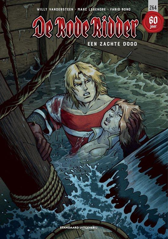 Boek cover De Rode Ridder 264 - Een zachte dood van Willy Vandersteen (Paperback)