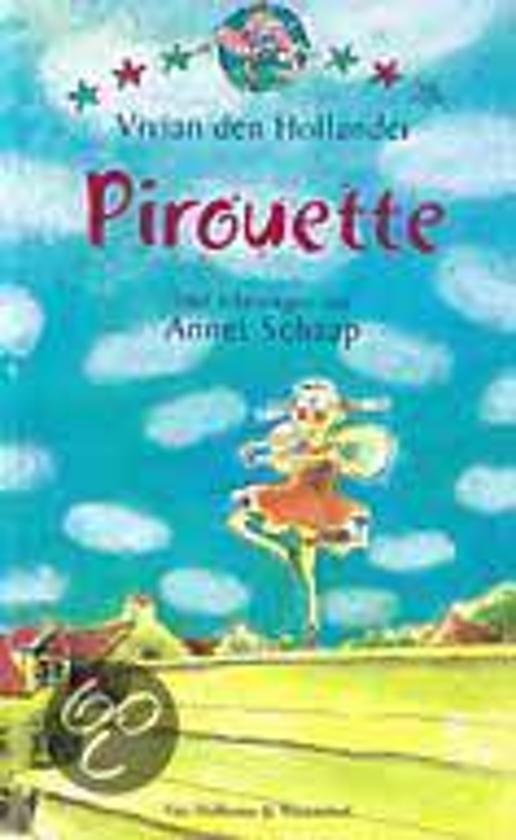Pirouette Kinderkleding.Bol Com Pirouette Vivian Den Hollander 9789026995439 Boeken